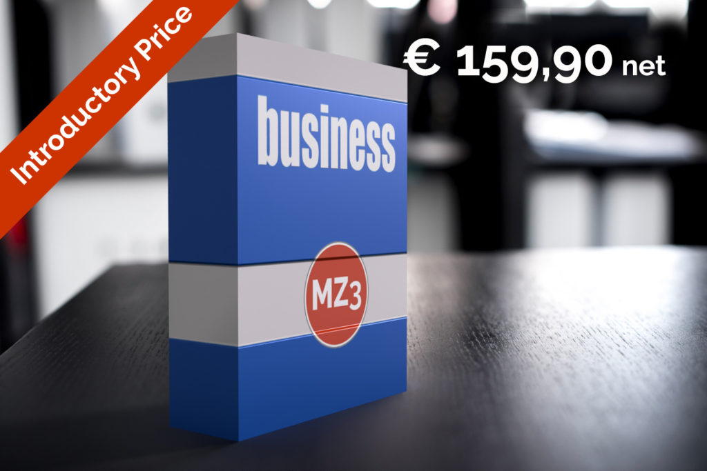 MZ3 business ProductMZ3 business - Attractive and powerful business solution