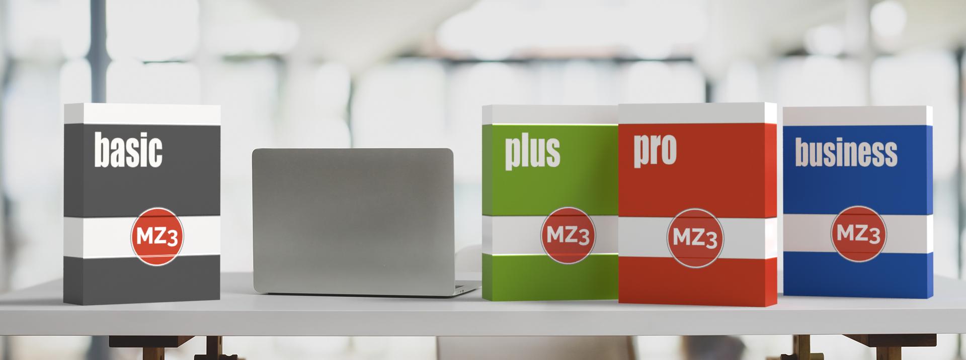 MegaZine3 Product Compariso