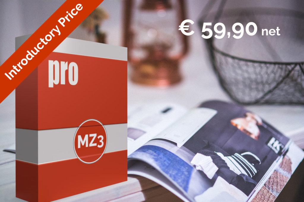 MZ3 pro Product