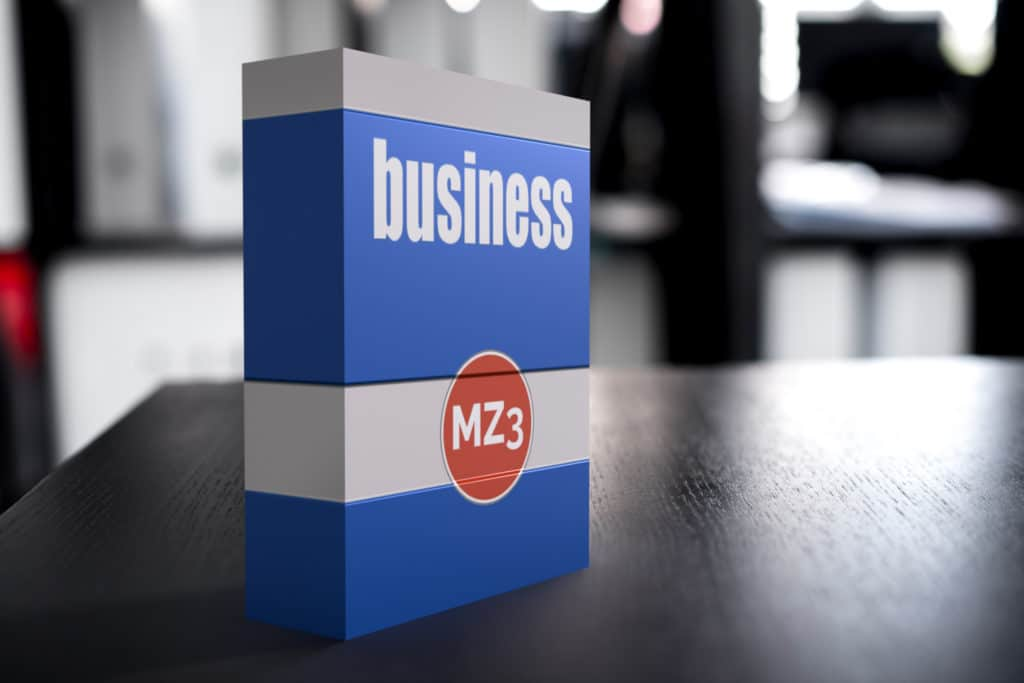 MZ3 buiness license